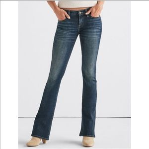 NWT - Lucky Brand Sofia Boot Cut Denim Jeans